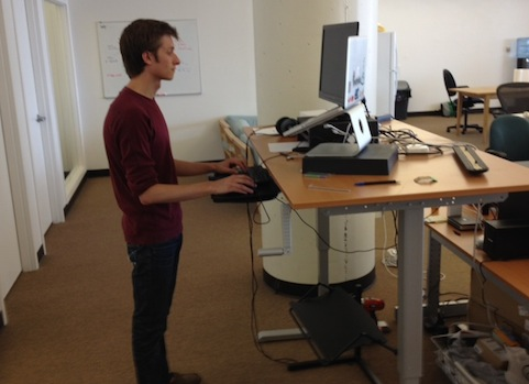 is a standing desk the answer