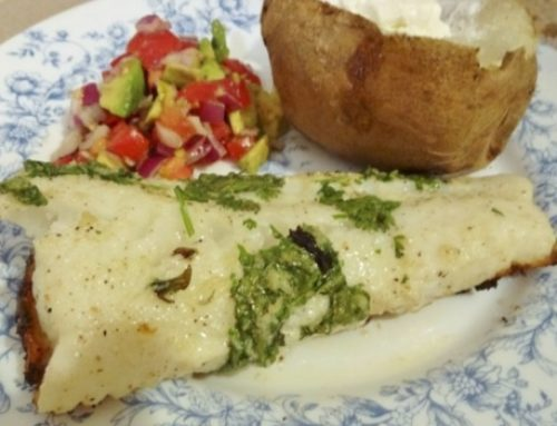 Sea Bass Recipe