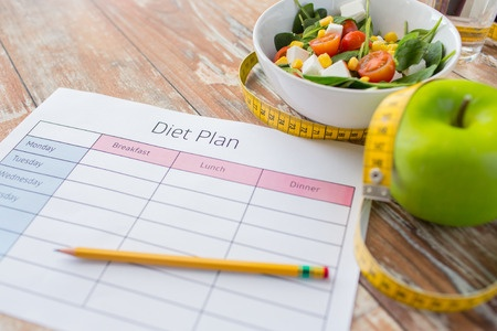 don't diet to lose weight