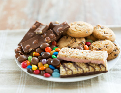 How to Get Out of a Junk Food Rut