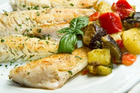 healthy fish recipes