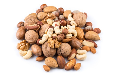 calories in nuts are lower than thought