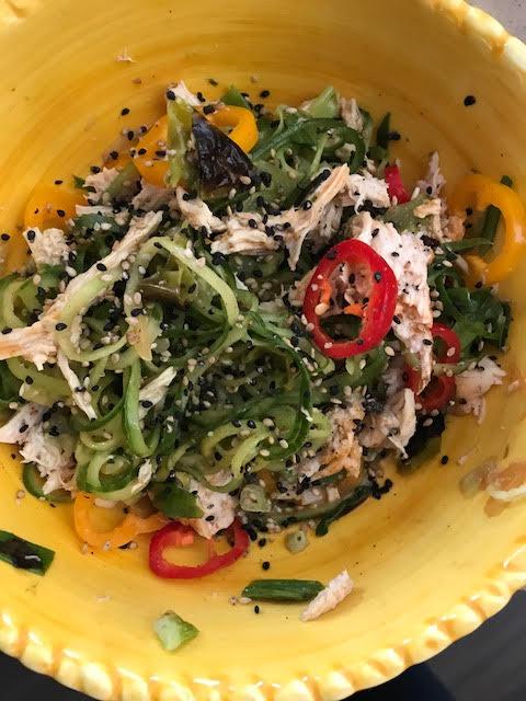 healthy diet programs include vegetables