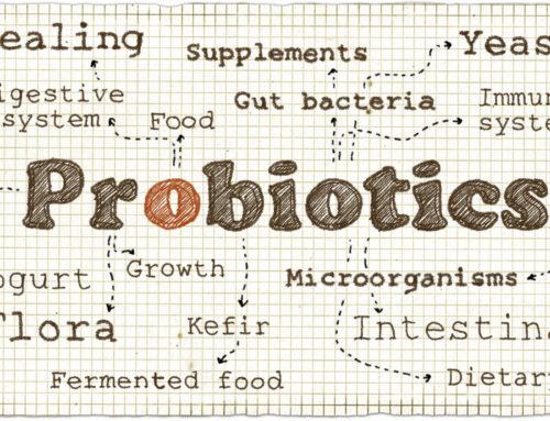Probiotics Help Depression