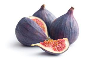 nutrition in figs