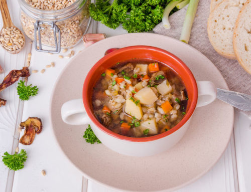 "Weight Loss Diets Embrace ""Souping"""