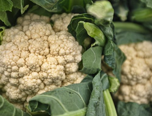 Healthy Cauliflower is the New Kale