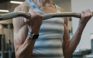 build muscle mass with protein
