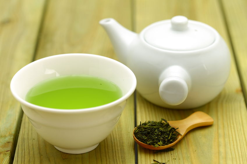 health benefits of green tea and coffee