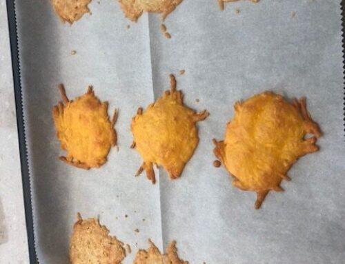 Healthy Crunchy Salty Snacks