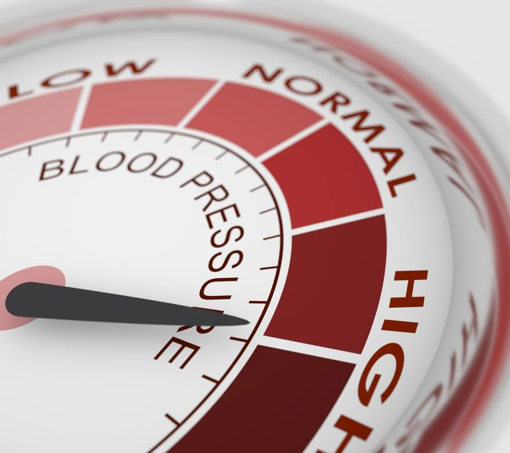 dangers of high blood pressure