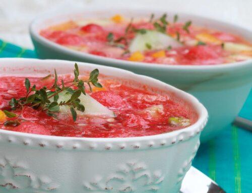 Cold Fruit Soups