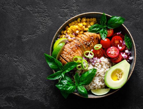 Healthy Rice Bowls