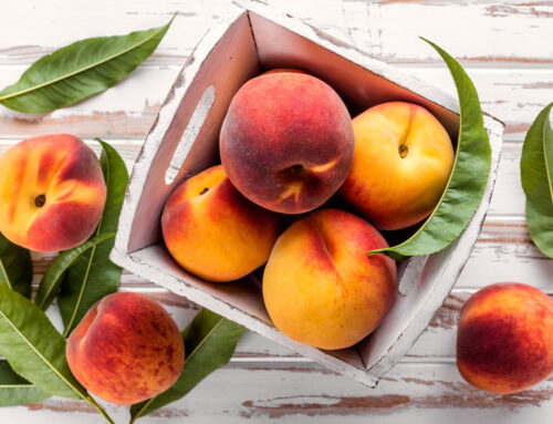 Peach Salad Recipe