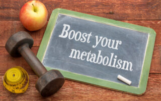 does metabolism slow with age?